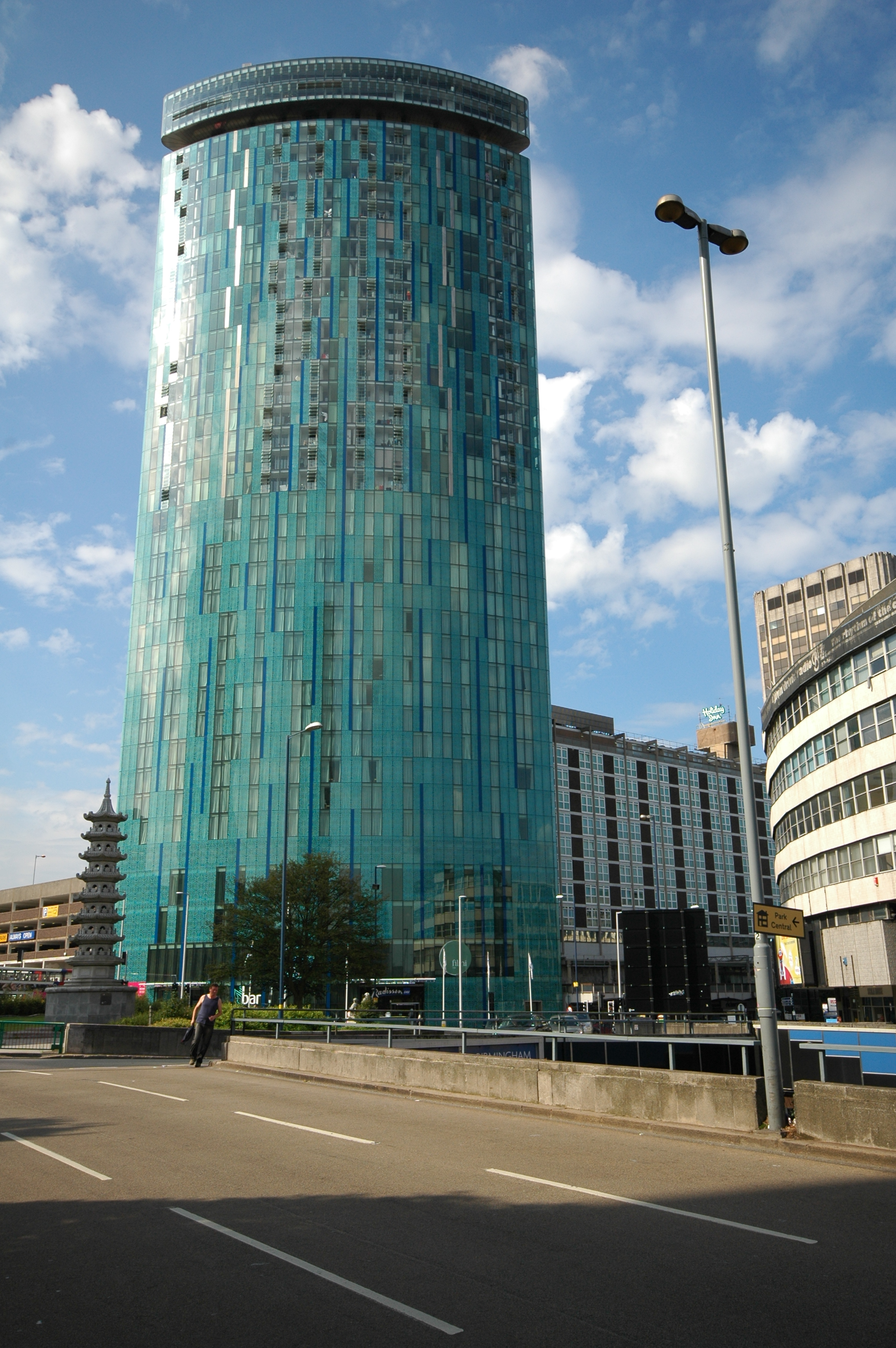 The Top 5 Iconic Buildings Of Birmingham Abacus