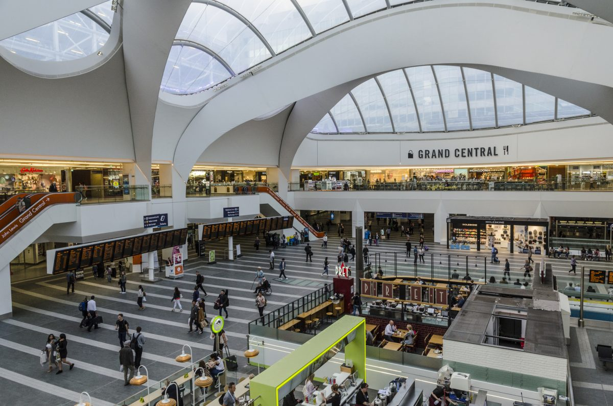 Grand Central – Birmingham New Street's New Look